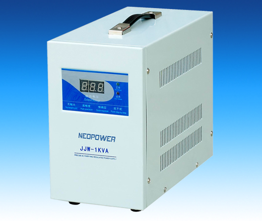 Servo Voltage Stabilizers(JJW, JSW precision purified)