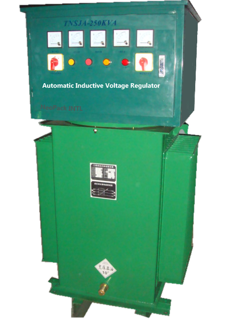 Inductive Voltage Stabilizer