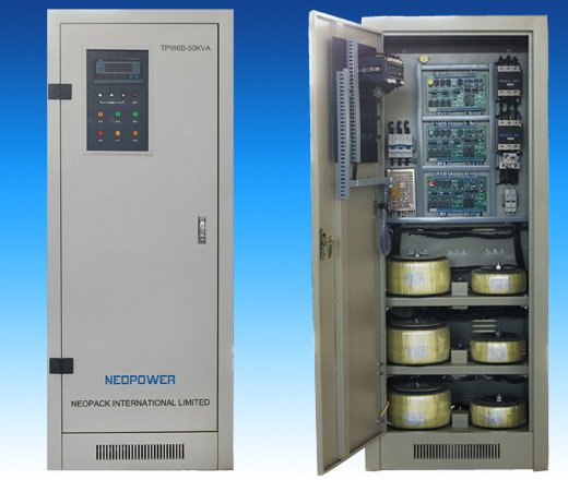 NeoPower SCR Voltage Stabilizer