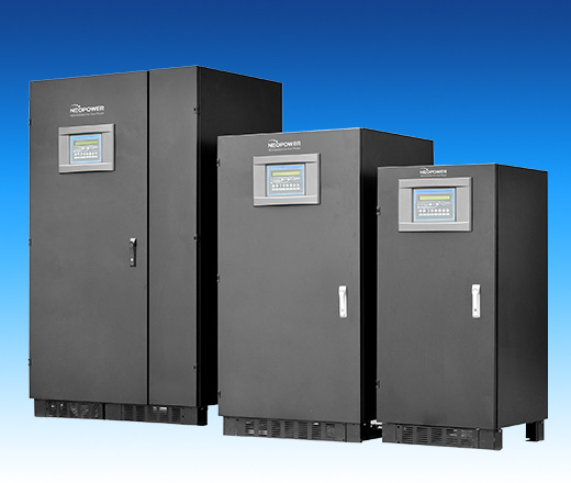3 Phase UPS Systems For Industrial Applications